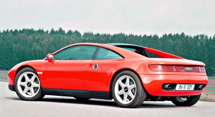 Audi Starts Twitter War With Honda Over NSX Similarities to 1991 Quattro Spyder Concept ...