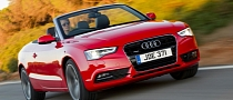 Audi Survey Find British Convertibles Stay Closed