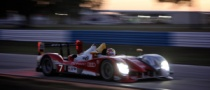 Audi Takes Control of Sebring Testing in Day 2