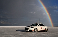 Audi TTS Pikes Peak photo