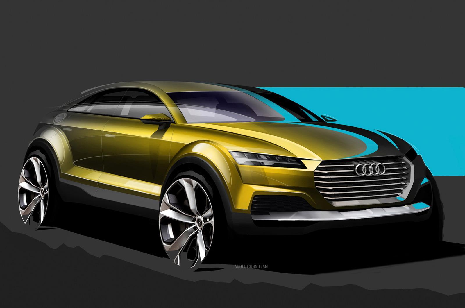 5 Photos Audi Concept