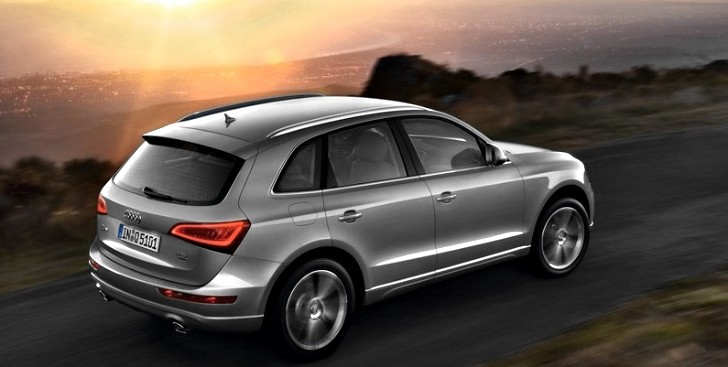 Audi to Build 150,000 Q5s in Mexico as of 2016