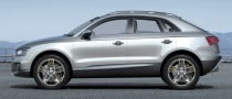 Audi to Build Q3 Mini SUV in Spain