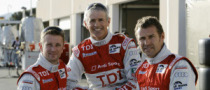 Audi to Enter Three R15 TDIs in 1000-km of Spa-Francorchamps
