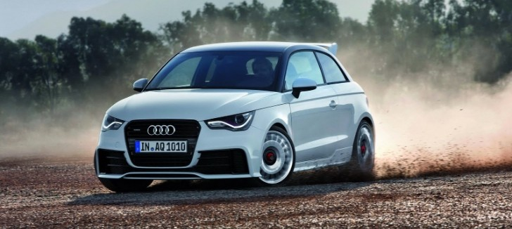 Audi to Launch A1 Cabrio in 2013