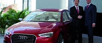 Audi to Open New Plant in China for 2013 A3