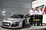 Audi to Reveal Grand-Am R8 LMS at 2012 Daytona 24 Hours