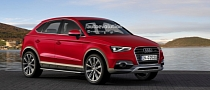 Audi To Show Q2 SUV Concept in Paris