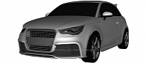 Audi Trademarks Hot A1, Could It Be the RS1?