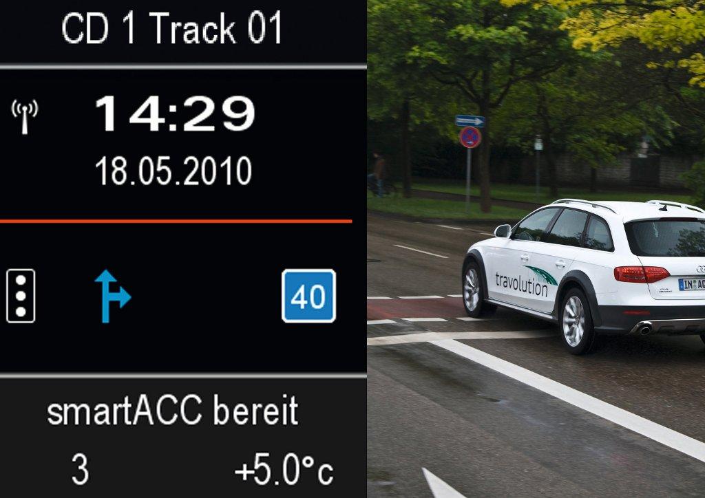Audi travolution project explained autoevolution for Credit auto garage audi