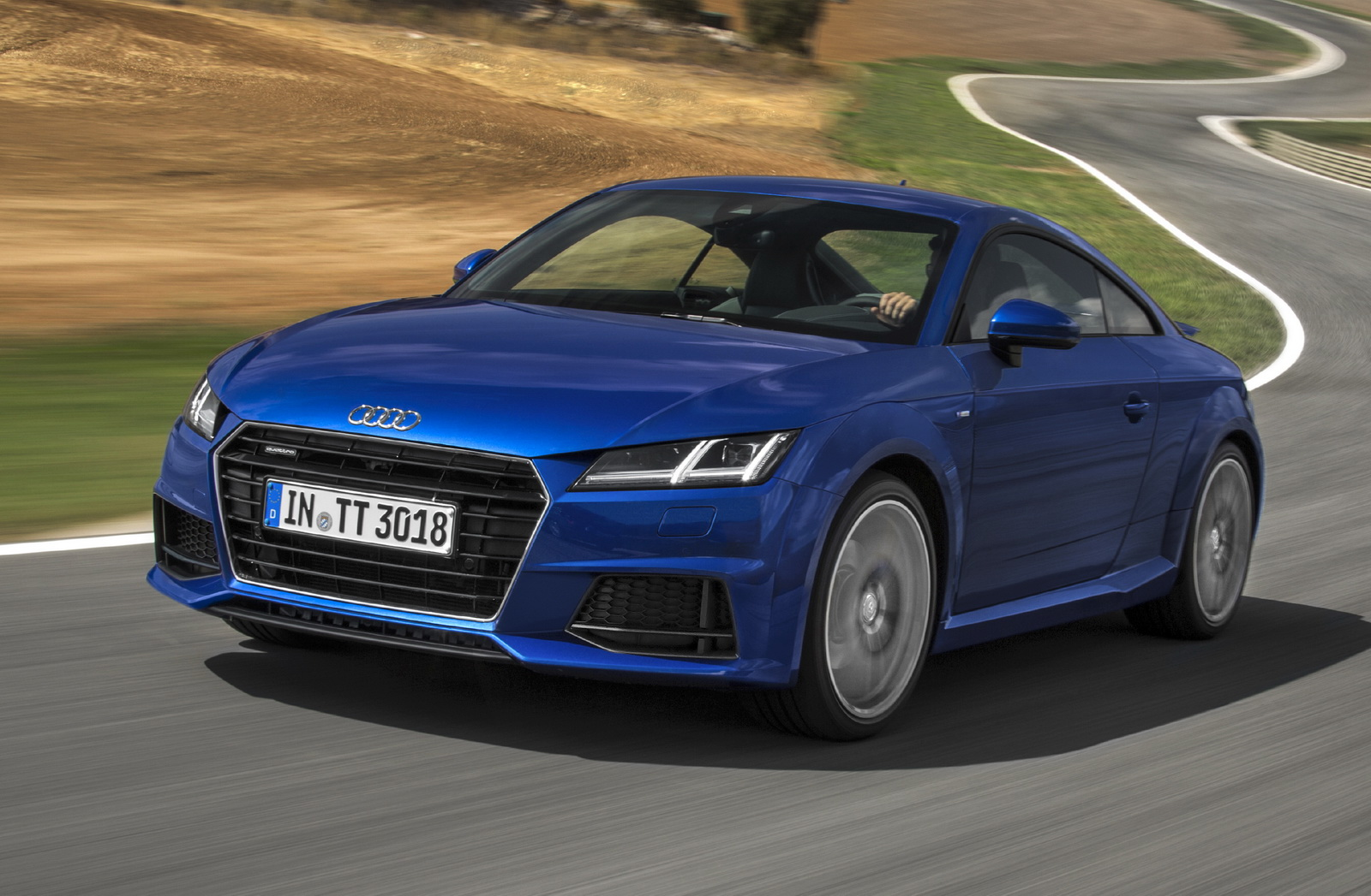 Audi TT TDI Now Available With Quattro AWD For - Audi awd