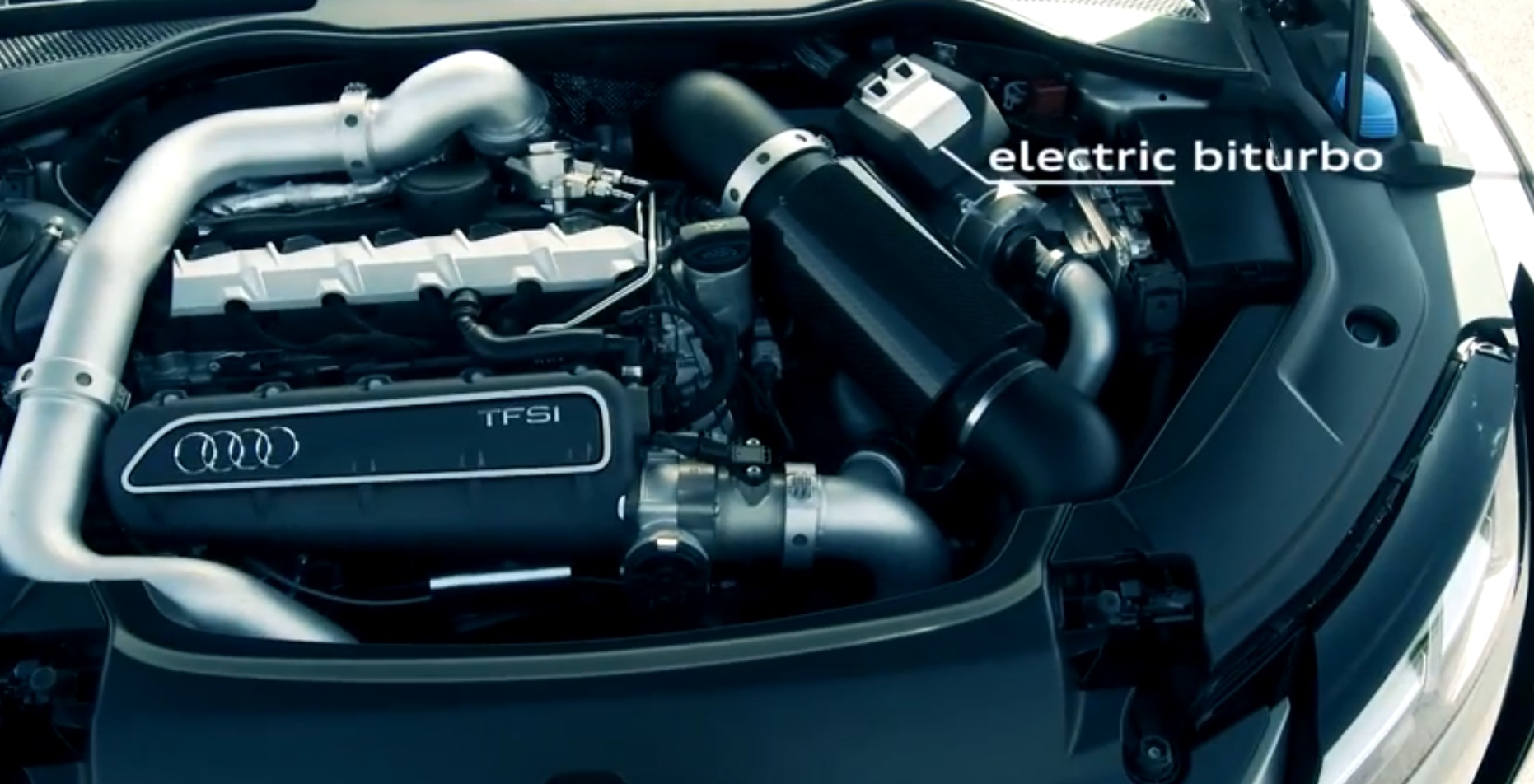 Audi Tt Clubsport 25 Liter Tfsi With Electric Turbo Revealed In