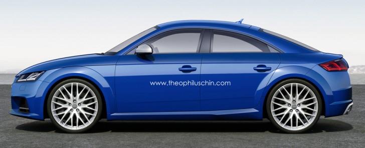 Audi TT   Rumored  autoevolution