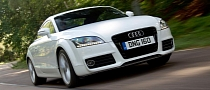 Audi TT Gets New Entry-Level Version