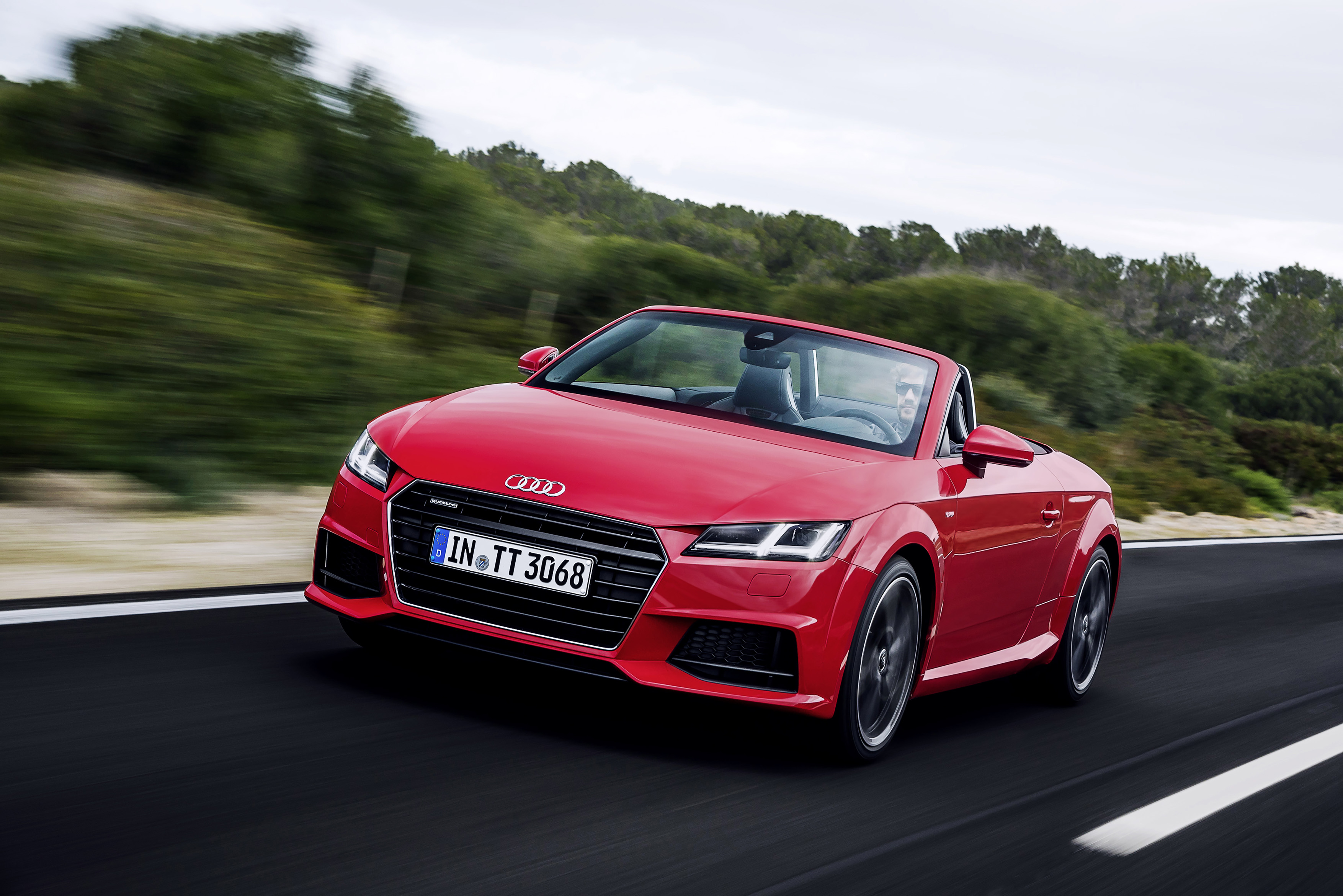 Audi TT Good For Only Stars At Euro NCAP Safety Tests Autoevolution - Is audi a good car