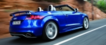 Audi TT RS 2.5l to Use BorgWarner Turbochargers