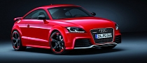 Audi TT RS Plus Has 360 HP. Pricing Announced [Photo Gallery]