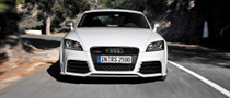 Audi TT RS S Tronic Introduced