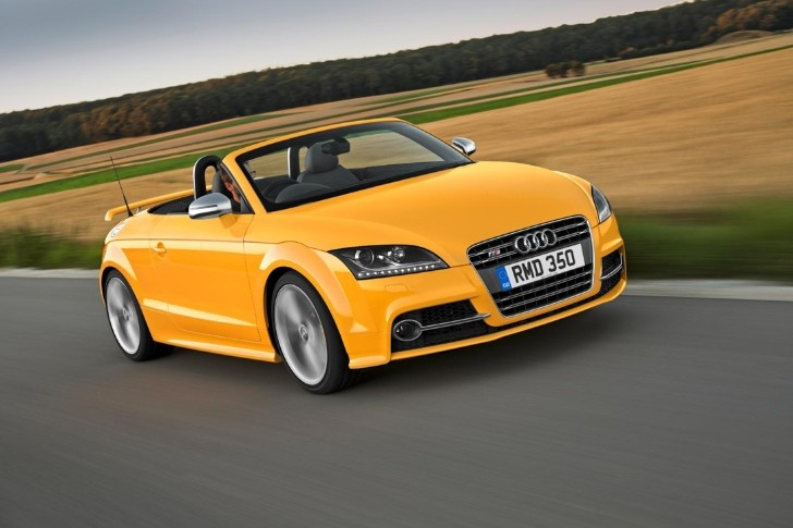 Audi TTS Limited Edition UK Pricing Announced [Photo Gallery]