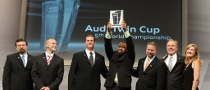 Audi Twin Cup Won by American Team