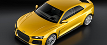 Audi Unveils 700 HP Sport quattro Concept [Photo Gallery]