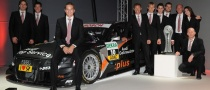 Audi Unveils DTM Lineup for 2009