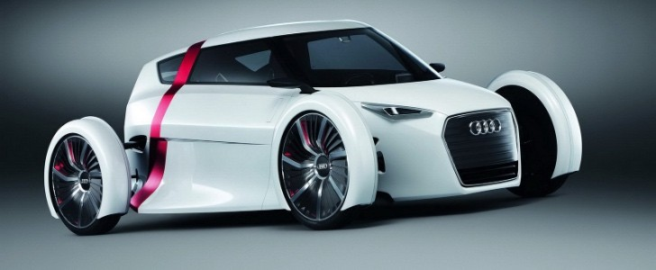 Audi Will Launch An Ultra Efficient City Car Concept In 2016 To Replace The A2 Autoevolution
