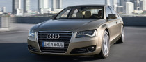 Audi Will Make Four-Cylinder A8