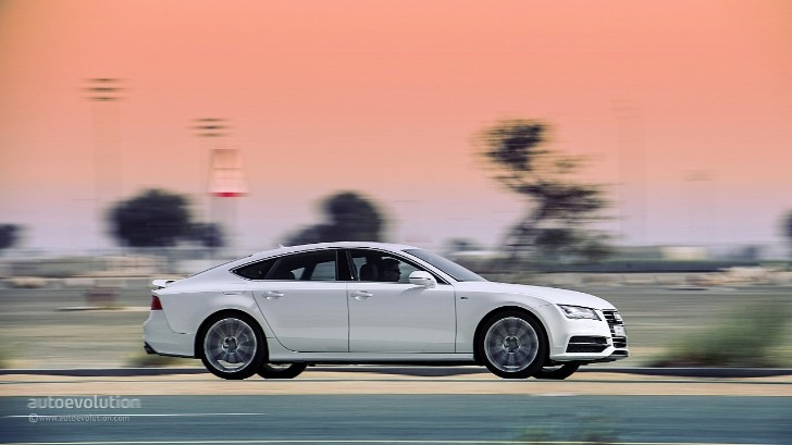 Audi Working on Hydrogen-Powered A7