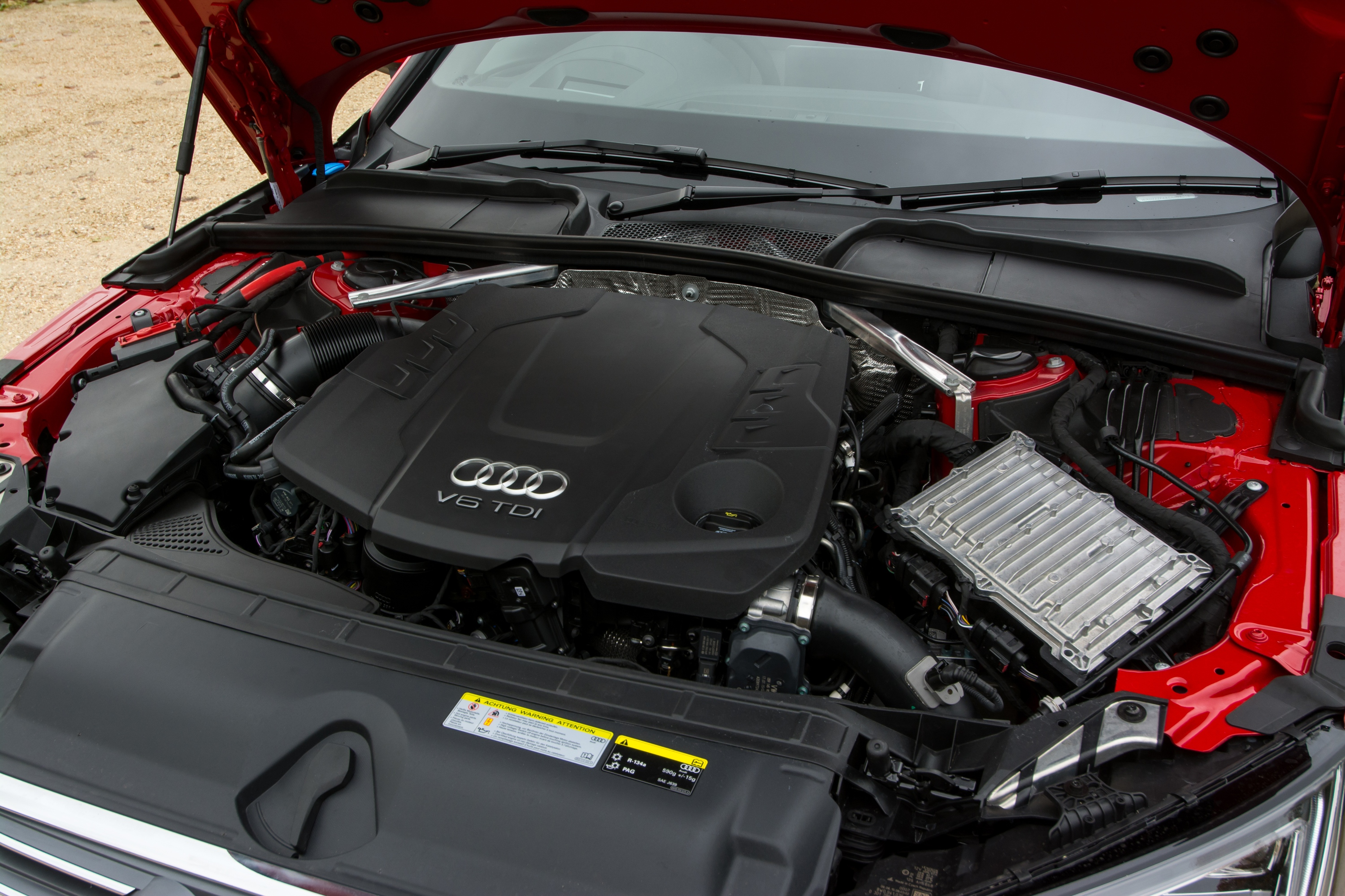 audi working on new v8 tdi and v6 tdi engines the first will come in april 2016 autoevolution. Black Bedroom Furniture Sets. Home Design Ideas
