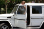 Audrina Patridge's New Ride: Mercedes G Wagon