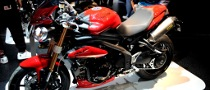 Aussie 2011 Triumph Speed Triple Pricing Announced