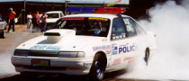 Aussie Police Chief's Car Caught for Speeding