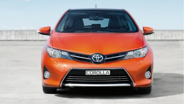 Aussies Favor the Toyota Corolla