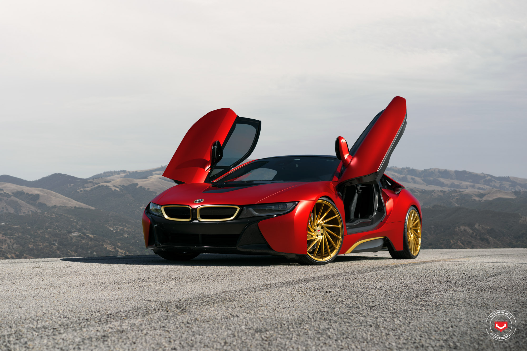Austin Mahone S Iron Man Bmw I8 Makes More Sense Than The Audi R8 Autoevolution