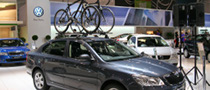 Skoda Supports 2010 Down Under Cycling Tour