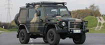 Australia Takes Delivery of Military Mercedes-Benz G-Wagons