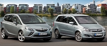 Australia Will get New Opel Zafira Tourer