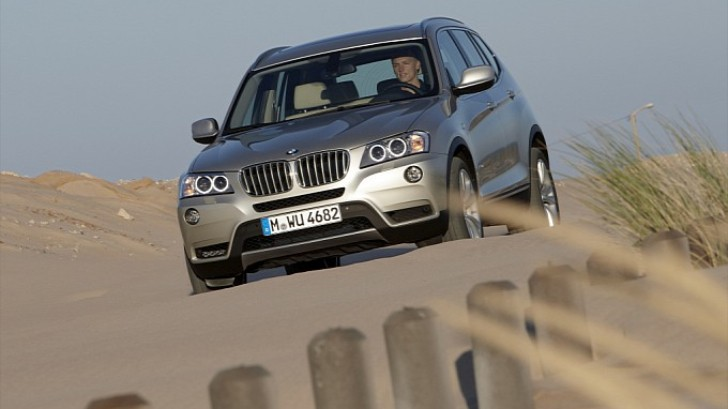 Australian BMW X3s Get New Options for Base Versions Starting with April