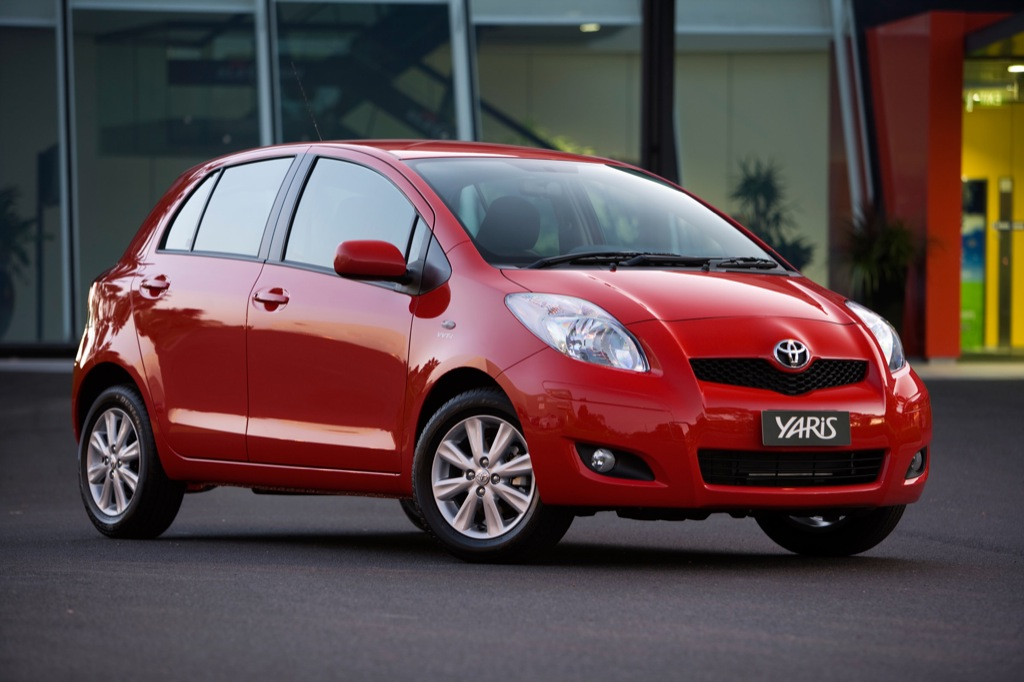 Australians To Get Toyota Yaris Edge Limited Edition