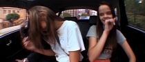 Australia's Next Top Model: Girls Stuck Inside a Nissan [Video]