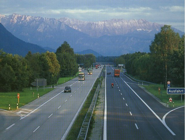 Germans riled up over potential Autobahn speed limit