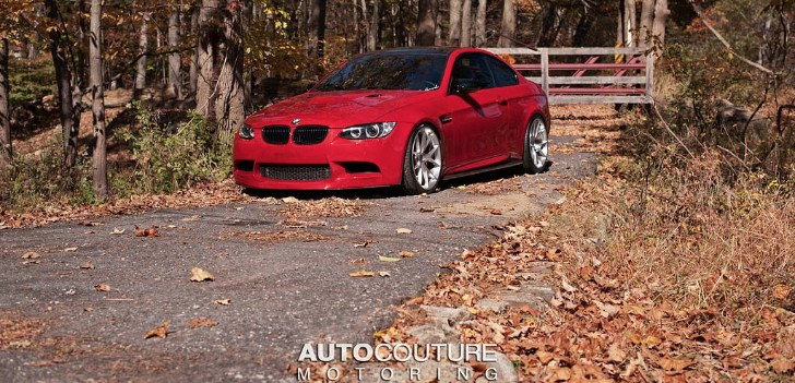AUTOCouture Motoring Gets New Rims for their BMW M3s [Photo Gallery]
