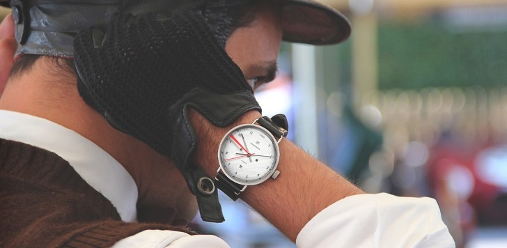 Autodromo Monoposto is a Tachometer You Can Wear