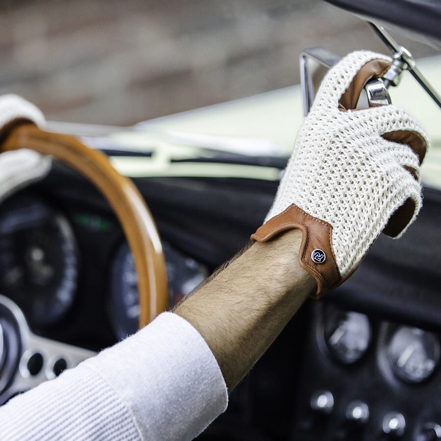 Leather driving gloves bulk - Mercedes Amg Driving Gloves