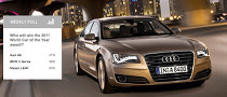 autoevolution Users Vote Audi A8 as the World Car of the Year
