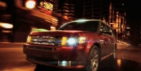 The Ford Flex digital ad
