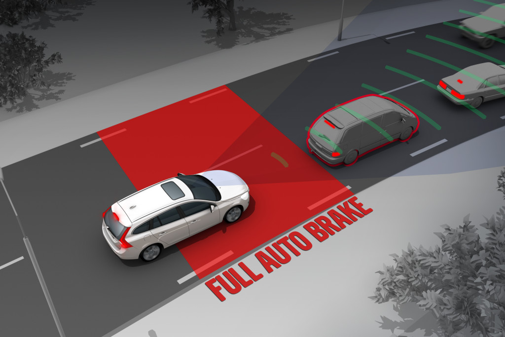 Automatic Braking to Be Mandatory on All New U S  Cars by