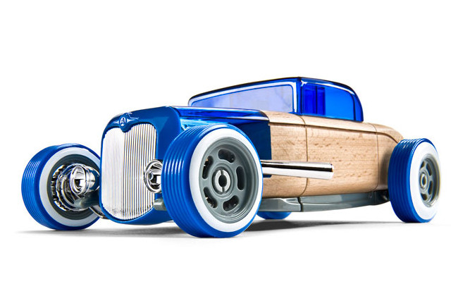 Cool Toys Cars : Automoblox makes toy hot rods autoevolution