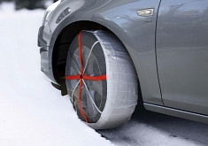 Automotive Snow Socks – How to Escape Winter's Grip